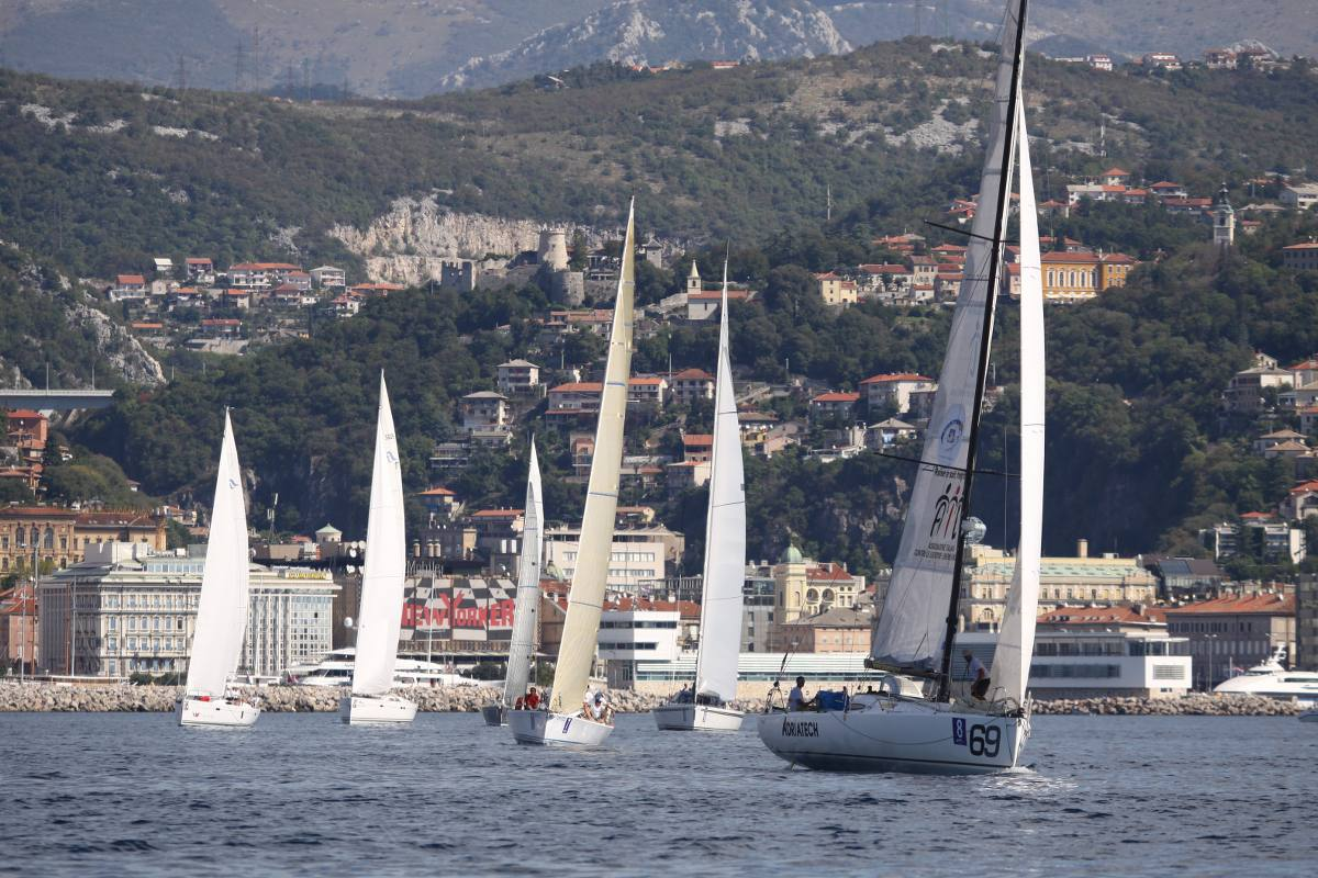Regata – Thousand Island Race – Croazia 2013