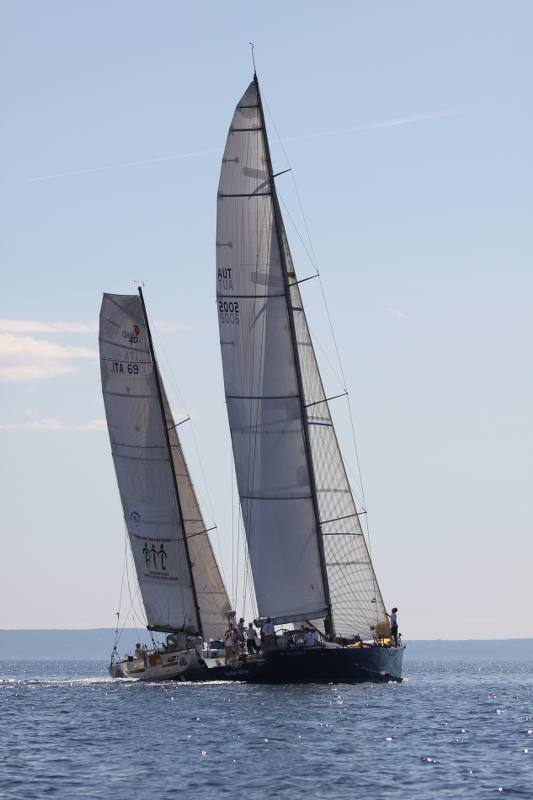 Regata  - Thousand Island Race - Croazia 2013