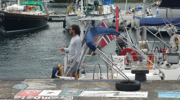 Azzorre: 1100 miglia nautiche