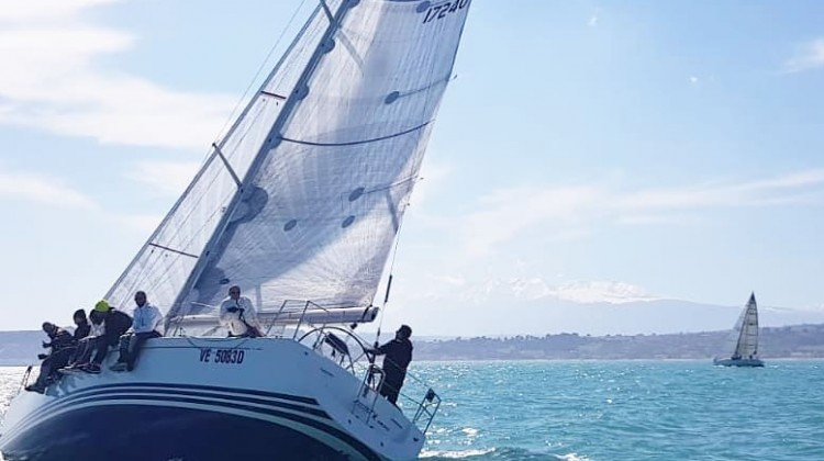 Combinata sci-vela 'Mare & Monti', X Amore sul podio